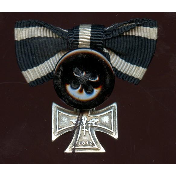 1870 iron cross 2nd class miniature with jubilee 25 oaks
