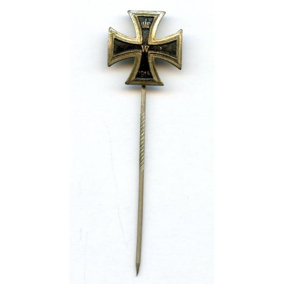 1914 iron cross 1st class miniature.