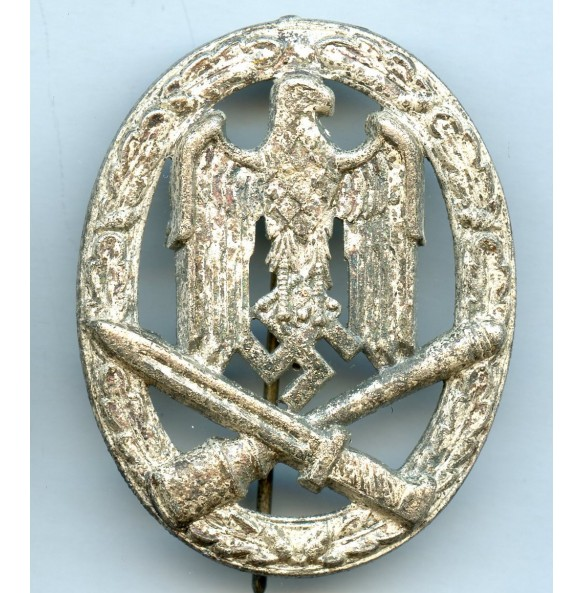 General assault badge by Gebr. Wegerhoff MINT