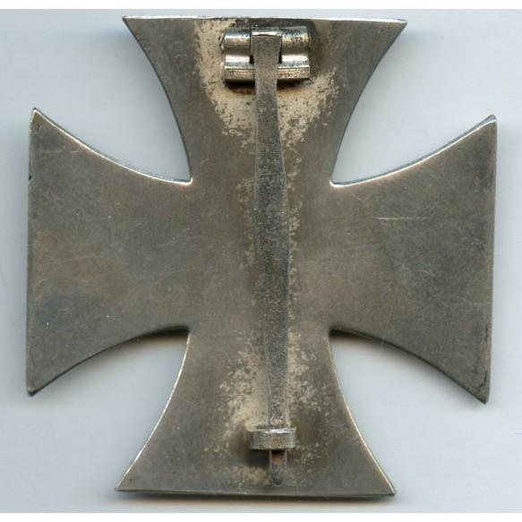 Iron cross 1st class by Rudolf Wächtler & Lange, non magnetic