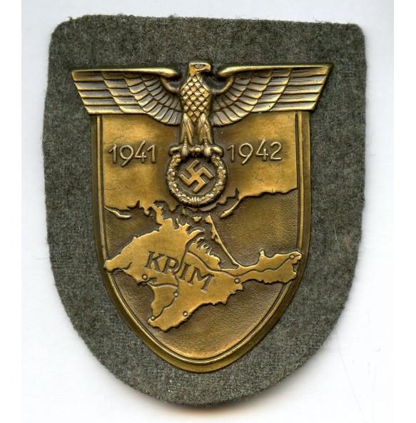 Krim shield by F. Orth MINT