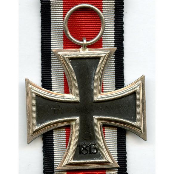 """Iron cross 2nd class by W.Demer """"Schinkelform"""" matt core type"""