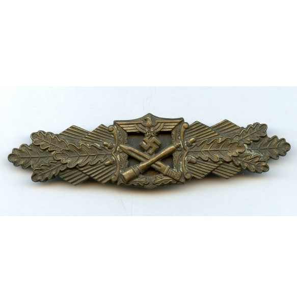 Close combat clasp in bronze by AGMuK