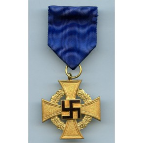 40 year civil service cross