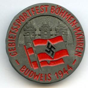 HJ tinnie Gebietssportfest Böhmen-Mähren, Budweis 1944