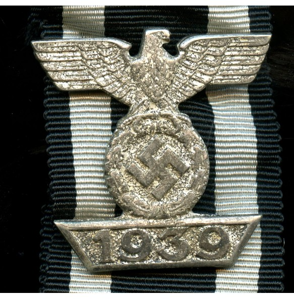 Iron cross clasp 2nd class by B.H. Mayer