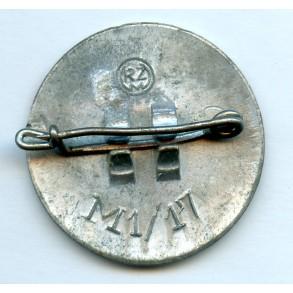 "Party pin by F. W. Assmann & Sohne ""M1/17"""