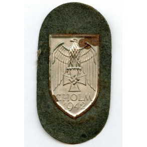 "Cholm shield ""long M"""