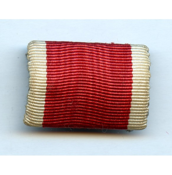 Social welfare medal/cross ribbon bar