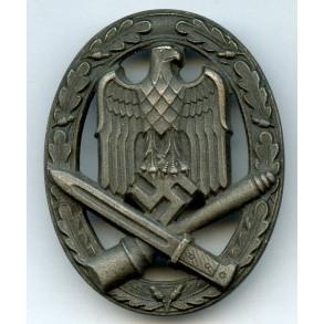 "General assault badge by F. Linden ""FLL43"""