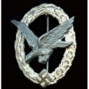 Luftwaffe airgunner by F. Linden