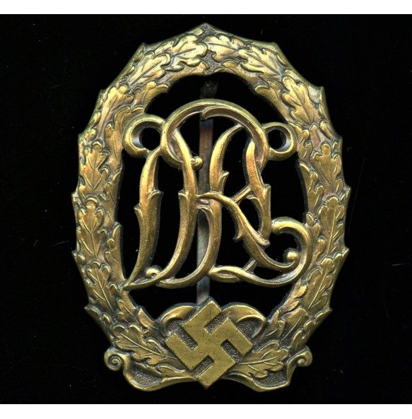 DRL sport badge by Petz & Lorenz u. Reichenbach