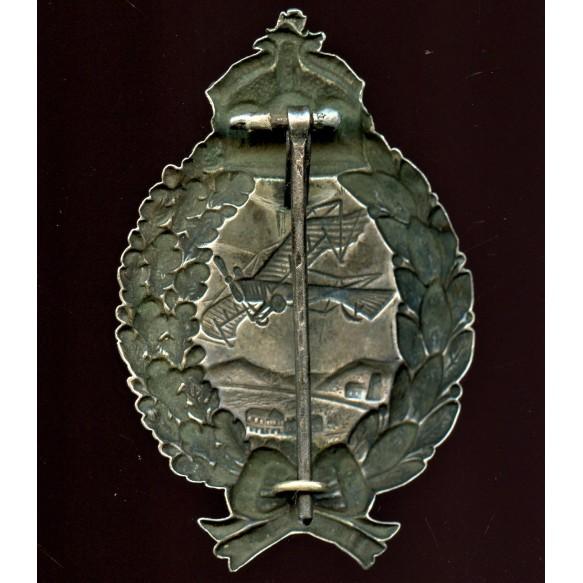 WW1 Pilot badge by C.E. Juncker