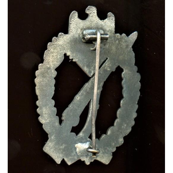 Infantry assault badge in silver by E. Ferd. Wiedmann