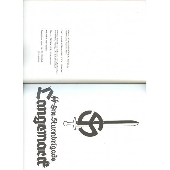 """Collectors book: """"Vlamingen aan het Oostfront DEEL 2"""" 1975"""