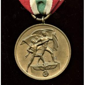 22. March 1939 The Return of Memel Commemorative Medal