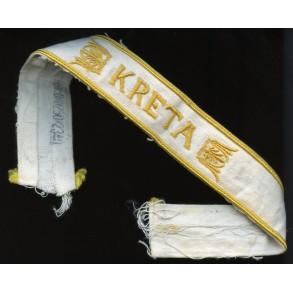 """Kreta"" armband with RBNr."