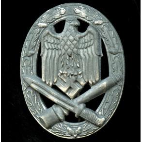 General assault badge by Gustav Brehmer