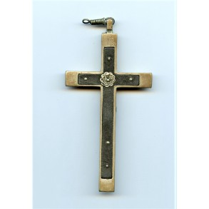 Civil cross for priests