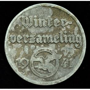 """Flemish WHW tinnie """"Winterverzameling 1941"""""""