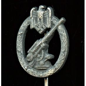 Army flak 16mm large miniature