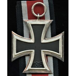 "Iron cross 2nd class by Funcke & Brüninghaus, unmarked ""L/56"" LDO sample"
