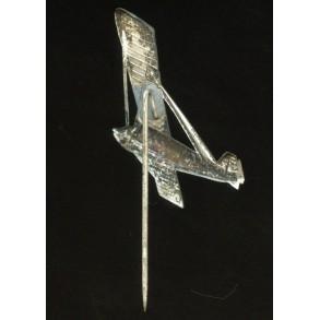 Early DLV / HJ gliding pilot sympathizer pin