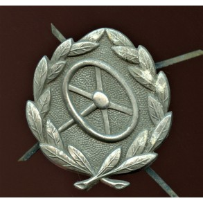 Army drivers badge in bronze