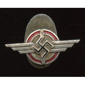 DLV membership pin by K. Wurster