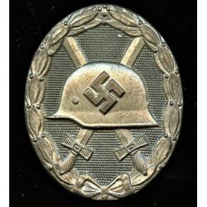 "Wound badge in silver by Funke & Brünninghaus ""L/56"""