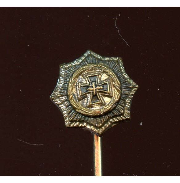 1957 German cross 9mm miniature