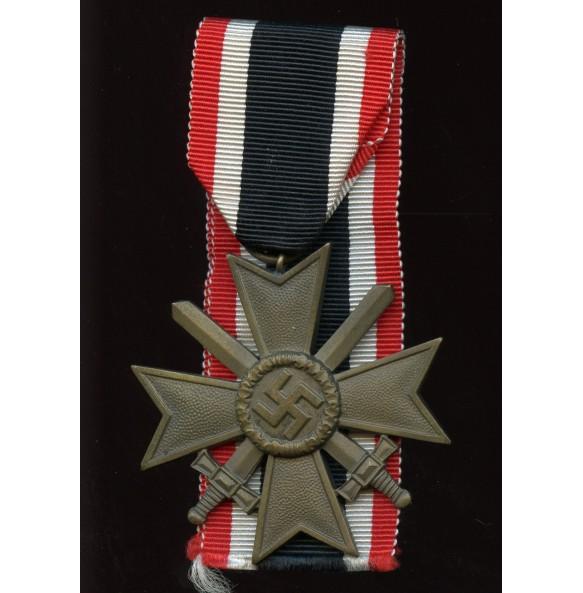 """War merit cross 2nd class with swords by J.E. Hammer & Söhne """"55"""""""