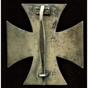 Iron cross 1st class by Friedrich Orth