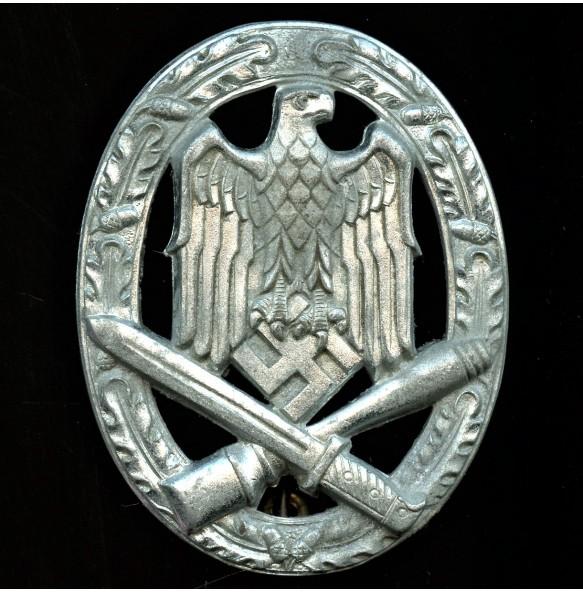 General assault badge by Biedermann & Co.