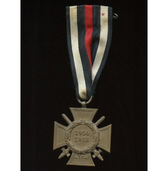 "1914-18 Honour cross special mount ""G3"""