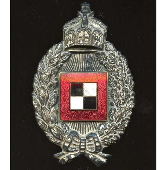 WW1 Observer badge by W. Deumer, WW2 production