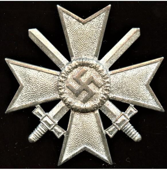 """War Merit Cross 1st class with swords by Deschler & Sohn """"1""""  MINT"""