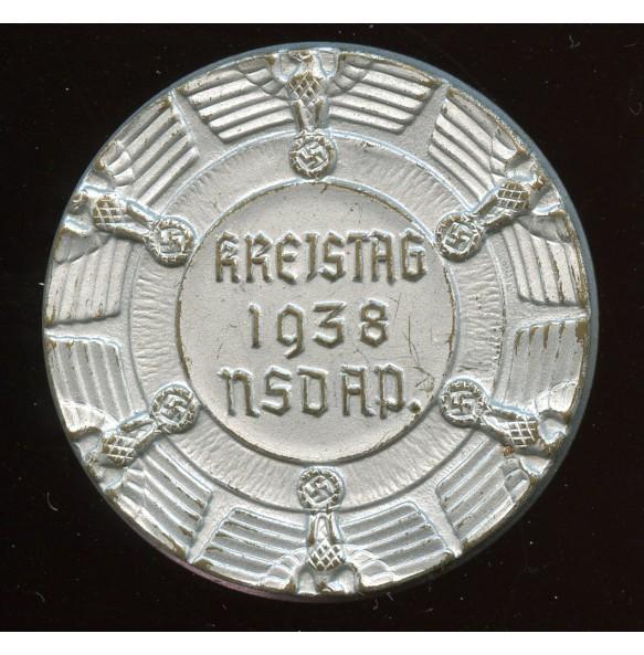 """Tinnie """"Kreisstag 1938 NSDAP"""""""