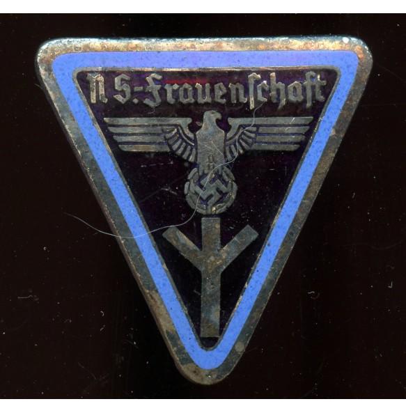 "NS.-Frauenschaft Leader's Staff Membership badge by Karl Wurster ""M1/34"""
