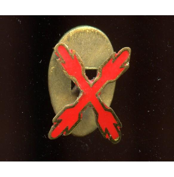 Walloon REX sympathiser pin