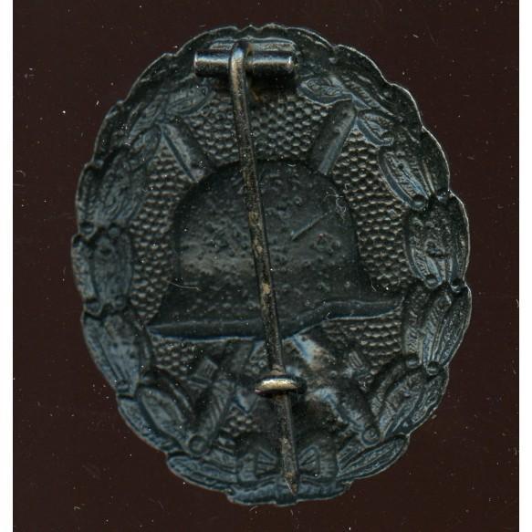 """1914 Wound badge in black by Funcke & Brüninghaus """"L/56"""""""