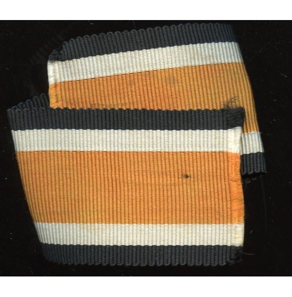 Early war orange EKII ribbon