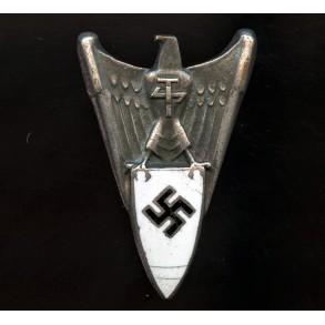 Luftwaffe airfield administration worker enamel pin