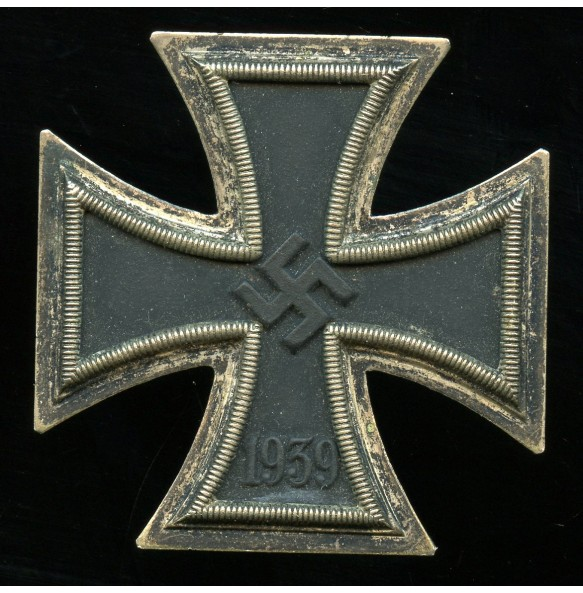 """Iron cross 1st class by Boerger & Co., Berlin """"L/57"""""""