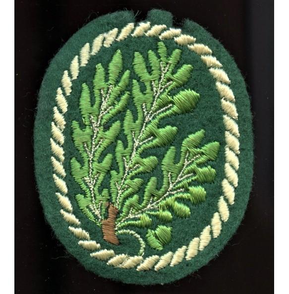 Sleeve patch for Jäger troops