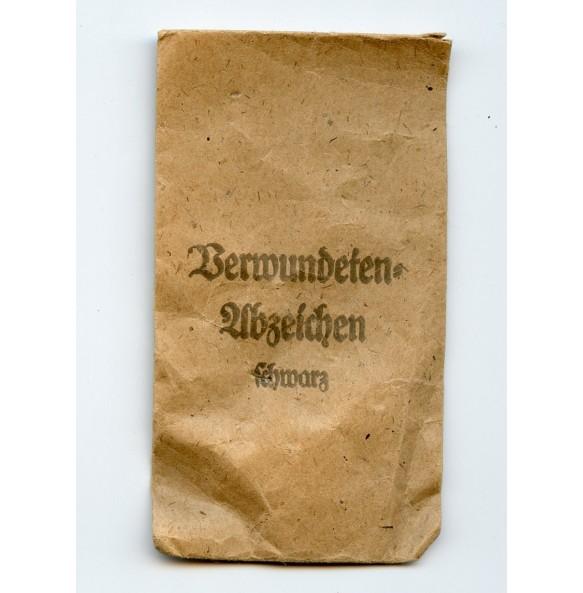 Wound badge in black package by Wiener factory