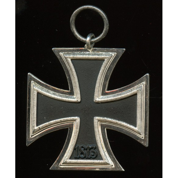 Iron cross 2nd class by Rudolf Wächtler & Lange