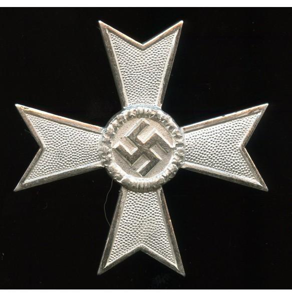 """War Merit Cross 1st class w/o swords by Karl Gschiermeister vertical maker mark """"50"""" MINT"""