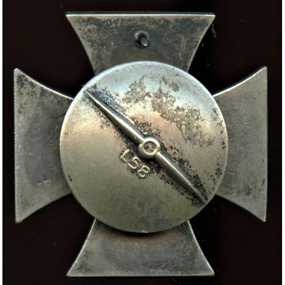 "Iron cross 1st class by Rudolf Souval ""L/58"" screwback variant"