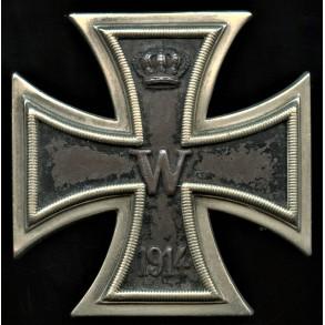 1914 Iron cross 1st class by AWS